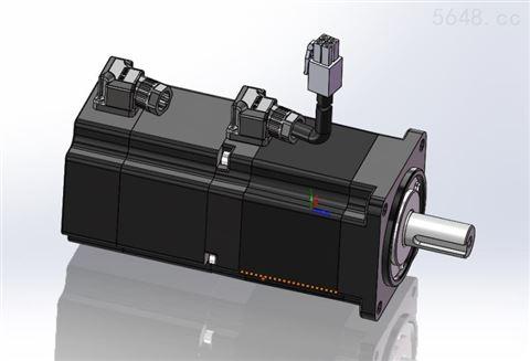 低压直流伺服电机