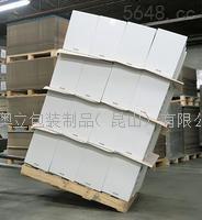 厂家直辖各种克重牛皮纸防滑纸双面防滑