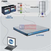 PLC控制型電子地磅3000kg