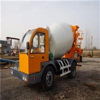 专业生产搅拌车 搅拌运输车车生产厂家