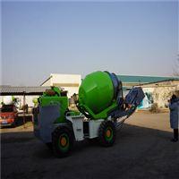 自上料水泥搅拌车限时优惠 自动上料搅拌机
