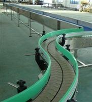 S型轉彎鏈板輸送機